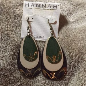 Hannah Fashion Earrings